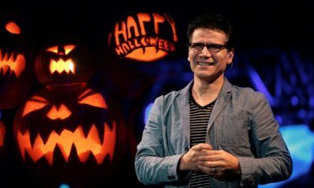 Jesús Adrián Romero invita a cristianos a celebrar Halloween